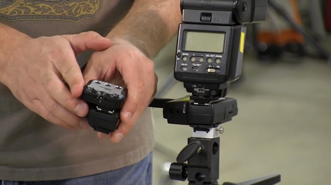 You'll learn different ways of triggering your strobes and speedlights.